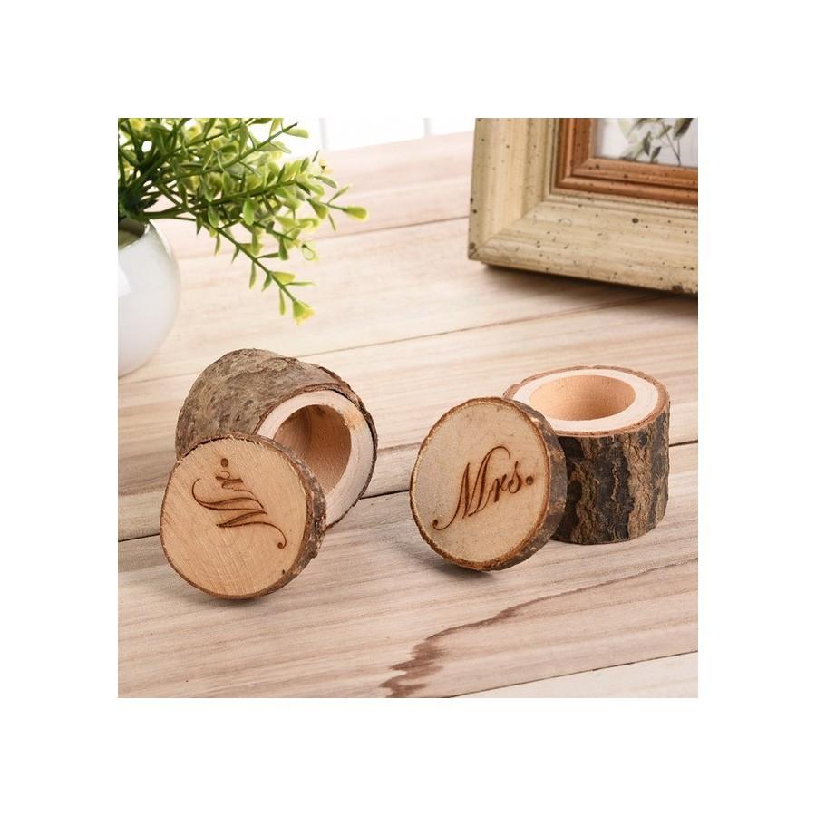 Bo te tronc d 39 arbre for Arbre decoratif exterieur