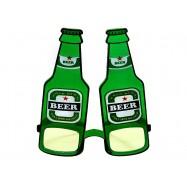 Lunette bouteille de bière