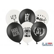6 ballon 30 cm  Party
