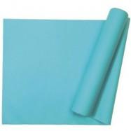 10 m de chemin de table intissé turquoise