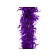 Boa géant violet