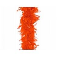 Boa géant orange