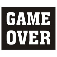 2 stikers GAME OVER