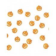 Confettis citrouilles