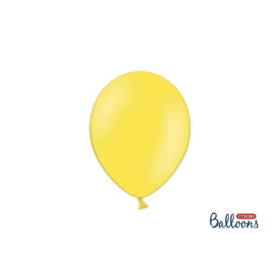 Ballon 27 cm pastel zest de citron