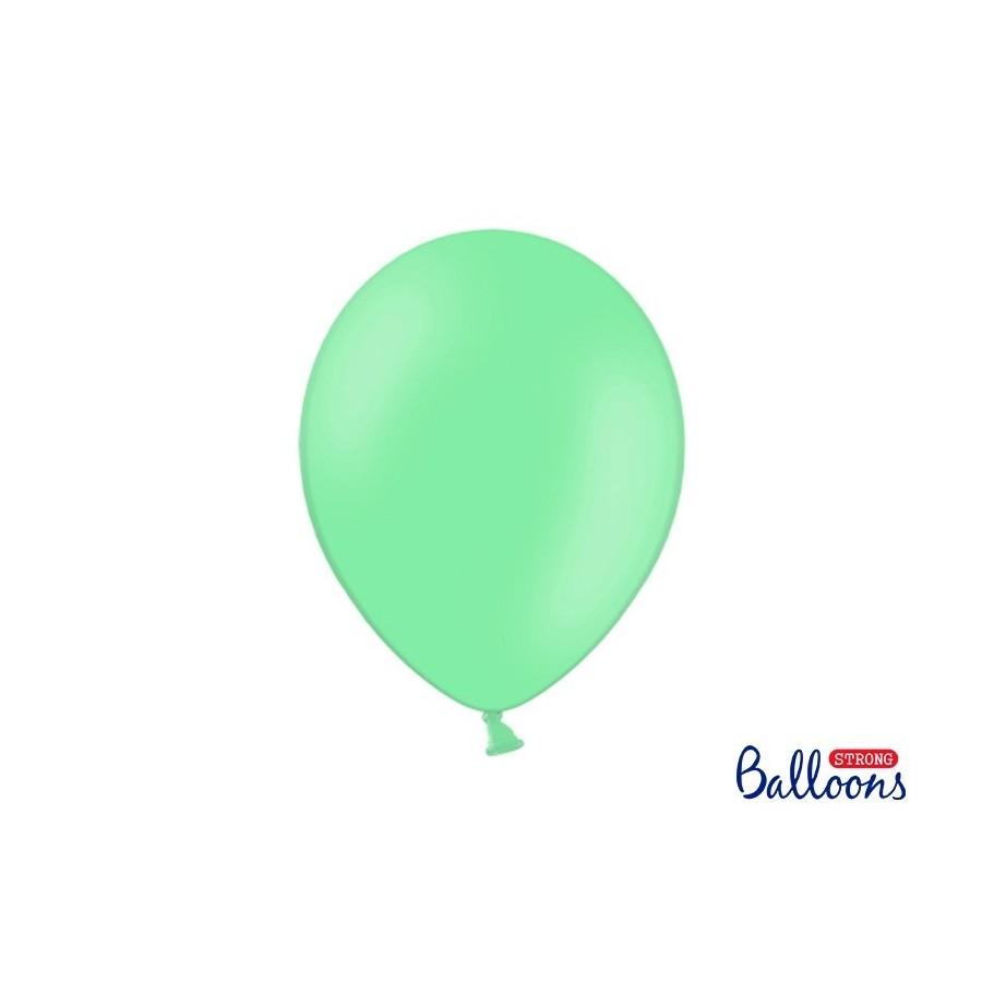 Ballon 30 cm pastel menthe