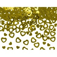 Confettis coeurs (modèle 2)