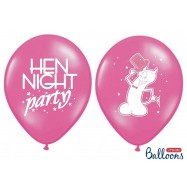 Ballon hen night party