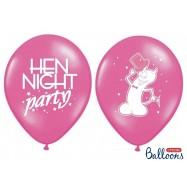 Ballon hen night party