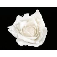 4 roses avec des perles