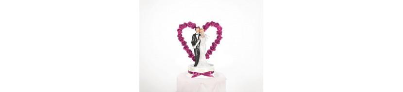 Deco mariage rose, fuchisia, ...